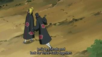 Eh.. Akatsuki nongol lagi di episode ini..