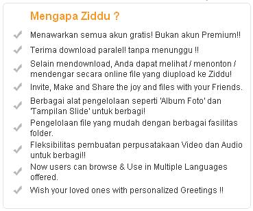 ziddu why